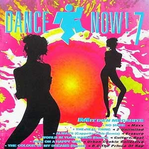 Dance Now (Doppel-CD, 30 Club Hits, incl. You Keep My Heart, Power Of Love, Pain In My Heart, The Most Beautiful Girl In The World, Push The Feeling On etc.)