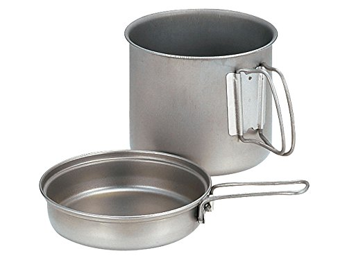 Snow Peak Trek 900 Cookware titanium grey 2015