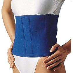 TRIXES Faja Reductora de Neopreno - Quemador de Grasa de Cintura - Adelgaza - El Cinturón Sudador Envuelve el - Cuerpo en Sauna