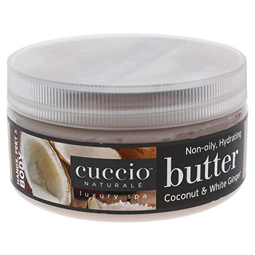 Cuccio Naturale - Coconut and White Ginger Butter Mischung 24h Hydra 226g -
