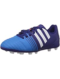 sports shoes 74244 c410d adidas Nitrocharge 4.0 TRX FxG - Scarpe da Calcio da Bambino, Viola (Amazon  Purple