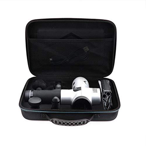 Preisvergleich Produktbild Nicololfle Case für EVHyperice Hypervolt Eva wasserdicht und stoßfest Kratzfest Aufbewahrungsbox tragen Reisetasche Tasche