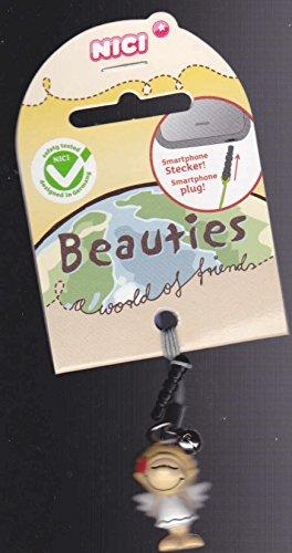 Smartphone Stecker Plug Engel Einzelfigur Beauties Nici 37418