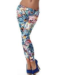 Adidas Damen Strumpfhosen Bananen 3 Streifen Leggings