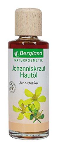 Bergland Johanniskraut-Hautöl, 1er Pack (1 x 125 ml)