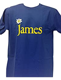 Blue Bagal Mens 'James' (Tim Booth) T Shirt