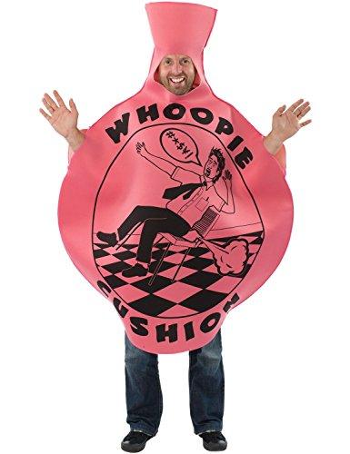 Erwachsener Herren Damen Whoopie Kissen Neuheit Spaß Hirsch Kostüm