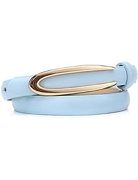 Señoras Simple Cinturón,Distribución Vestido Decoración Cinturón Salvaje Ocio Decoración Cinturón