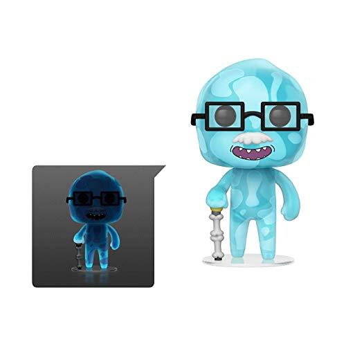 Funko- Pop Figura de Vinilo: Animación: Rick & Morty S6-Dr. Xenon Bloom Coleccionable, (40252)