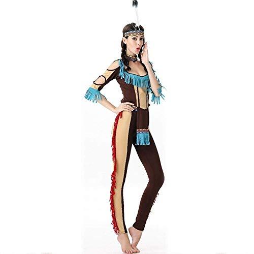 Fashion-Cos1 Halloween Kostüme Für Frauen Maid Cosplay Kleid Prinzessin Kostüm Hexe Prom Thema Party Kostüm (Prom Thema Party Kostüme)