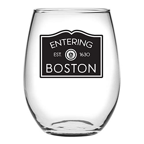 Susquehanna Glass Boston Weinglas ohne Stiel