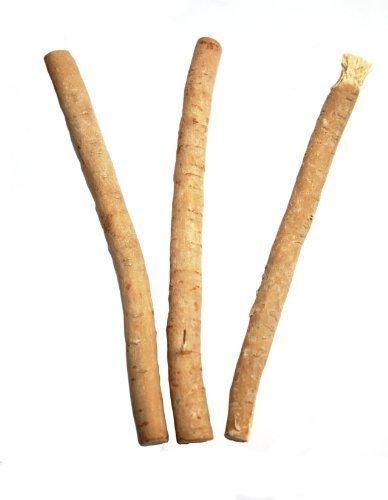 Stecche di spazzolini naturali (3 pezzi), radice di Miswak, Siwak,