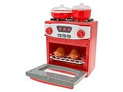 Idea Regalo - Teorema 63685 - Cucina E Forno Con Accessori