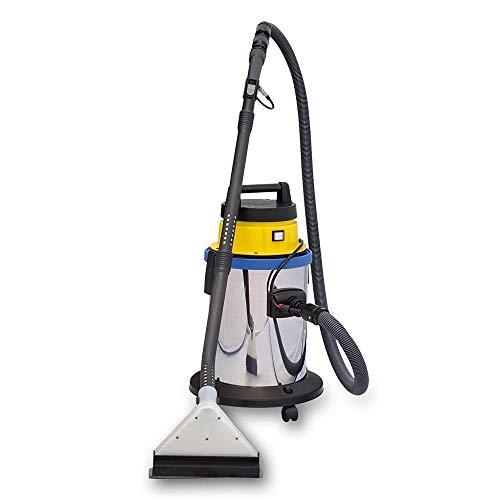 EOLO LP08 Système de nettoyage Aspirant et Lava à eau froide muni d'accessoires