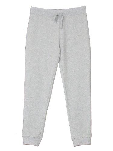 Brody & Co. Pantalon de jogging pour femme Gris - Gris clair