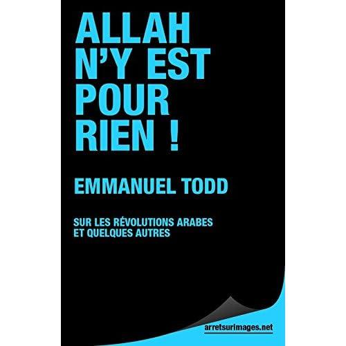 Allah n'y est pour rien !: Sur les révolutions arabes et quelques autres (Arrêt sur images)