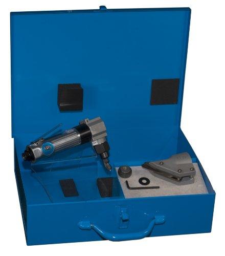- Kit # Einzelgerät 400Pneumatische Knabber-Kit mit Fall (Shear Kett-power)