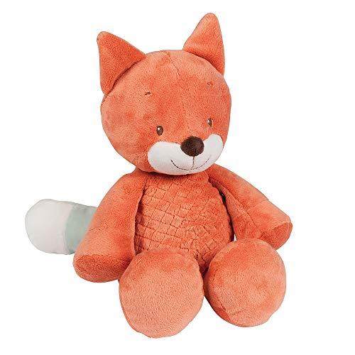 Nattou Peluche pour Bébé Fille et Garçon 28 cm - Oscar le renard