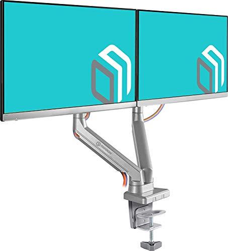 ONKRON Dual Monitor Tischhalterung für 17