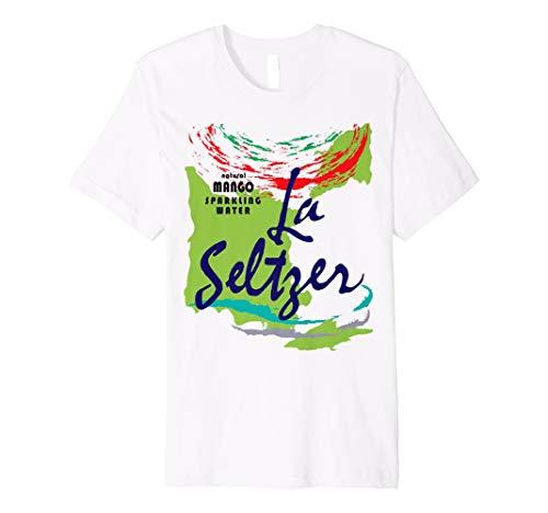 Gruppe Halloween-Kostüm T-Shirt–Mango Seltzer