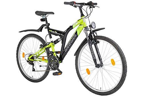 tretwerk DIREKT gute Räder Onux All Terrain Bike 26 Zoll ATB, Jungen-Herren-Fahrrad