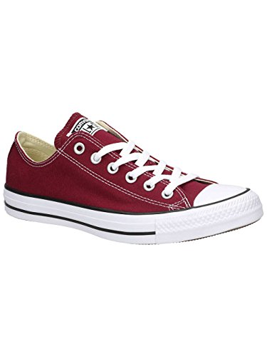 Converse Chuck Taylor All Star, Sneakers Unisex Maroon
