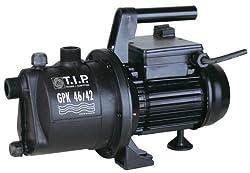 T.I.P. 30124 Gartenpumpe GPK 46/42, bis 2.800 l/h Fördermenge