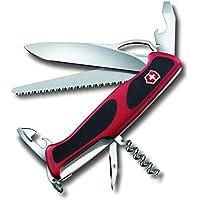 Victorinox V09563.MCB1 Navaja Grande Ranger Grip 79, R/N Blister, Rojo, L