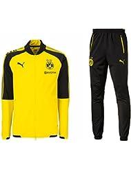 BVB Borussia Dortmund Trainingsanzug 2017-2018 Puma Herren