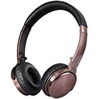 Lasmex C45 Extra Bass Auriculares con Cable, Cascos on-ear con Micr¨®