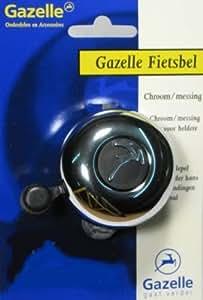 Gazelle Cloche Argent