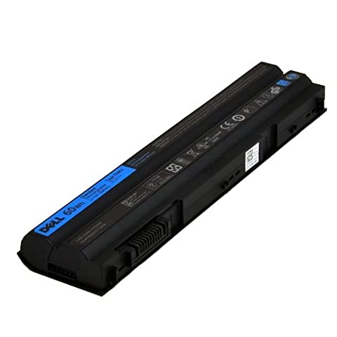 DELL 60Wh 6 Cells Lithium-Ion (Li-Ion) batterie rechargeable - batteries rechargeables (Lithium-Ion (Li-Ion), Ordinateur portable/tablette, 60 Wh, Noir, - Latitude E5420 - Latitude E5430 - Latitude E5520 - Latitude E5530 - Latitude E6420 - Latitude..., 312-1324)