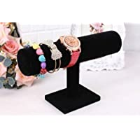 buytra Stand Bracelet Chain Bangle Watch T-bar Rack Holder Display Jewelry