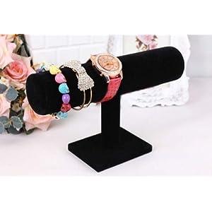 ARD-Plattform Präsentation Armband Schmuck Cha? Nicht zeigt Haltegriff aus T rack Verkaufsständer Geschäft Bijouterie