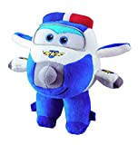 Auldeytoys yw711301 Super Wings Small Plush Jett, unisex de Child