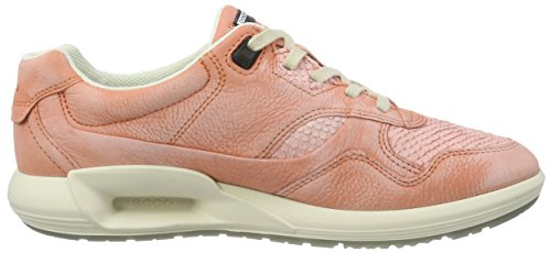 Ecco Damen Cs16 Ladies Sneaker Orange (59441coral Blush / Coral)