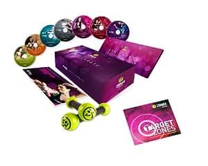 Zumba Fitness Exhilarate Premium Collection de DVD Avec DVD Target Zones Anglais/ Allemand