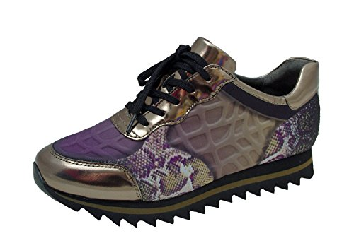 Gabor donne Sneaker 53.302.40 bronzo più Mehrfarbig