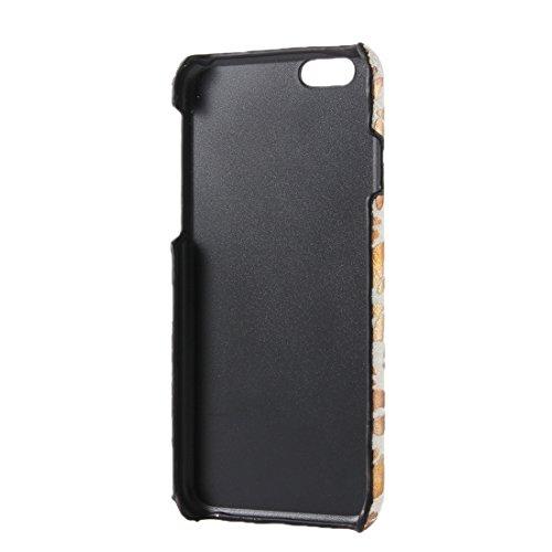 Phone case & Hülle Für iPhone 6 / 6s, Sexy Lippe Druck Muster Hard Back Cover Schutzmaßnahmen zurück Fall ( Color : White ) White
