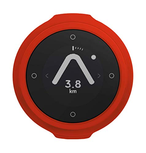 Beeline - Smarte und einfache navigation für Ihr fahrrad (Rot)