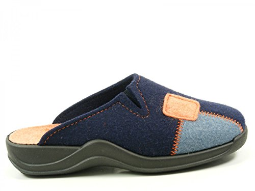 Rohde  2312,  Pantofole Donna BLU (BLU (OCéAN))