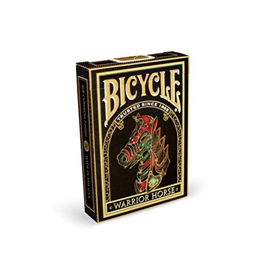 Bicycle warrior horse mazzo di carte
