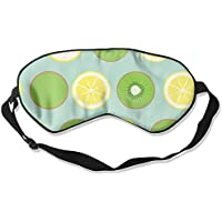 Comfortable Sleep Eyes Masks Lemon Kiwifruit Printed Sleeping Mask For Travelling, Night Noon Nap, Mediation Or... preisvergleich bei billige-tabletten.eu