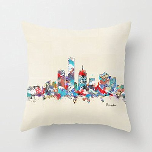 autumn-coming-milwaukee-wisconsin-skyline-throw-pillow-by-bribuckleyfor-your-home