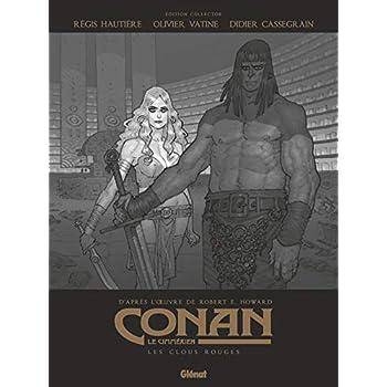 Conan le Cimmérien - Les Clous rouges N&B: Édition spéciale noir & blanc