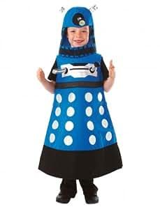 Doctor Who Dalek Costume (3 - 5 Years)