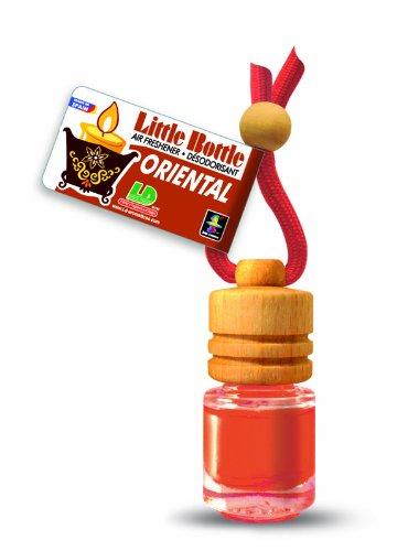 Preisvergleich Produktbild Eleganter Duftflakon Duftbaum Autoduft Duftflasche - Oriental - Der Duft des Orients