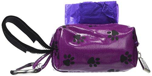 DoggieWalkBags Hund Walk Designer Duffle Bags für Hunde, Lavendel, Lila, Violett