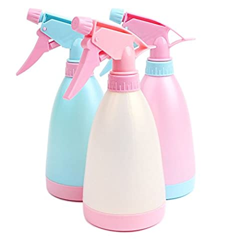 B&Y Garden Sprayers Spray Bottle Candy Color Hand Pressure Watering