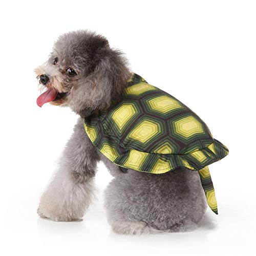 soundwinds Hund Halloween Kostüme Turtle Dress Up Haustier Hund Rucksack Kostüm für Halloween Holiday Party - Turtle Kostüm Für Den Hunde